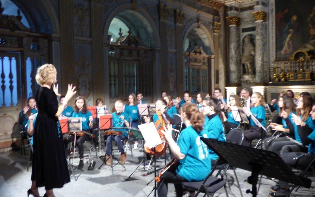 Classe Orchestre à Fontainebleau : les vidéos