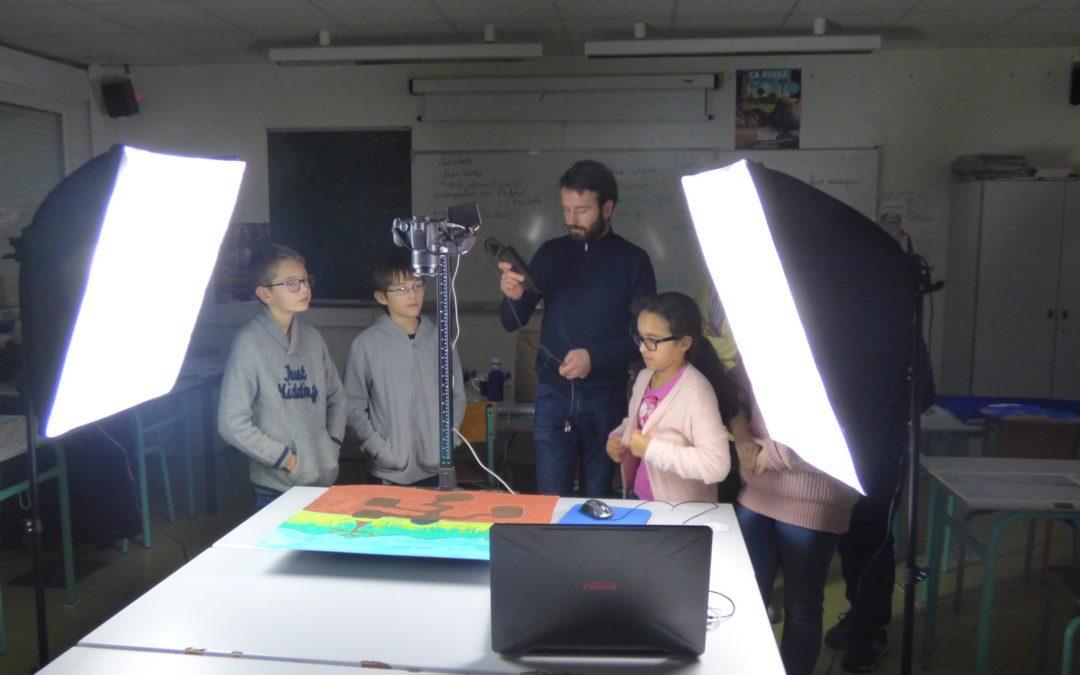 Le court-métrage des 6D